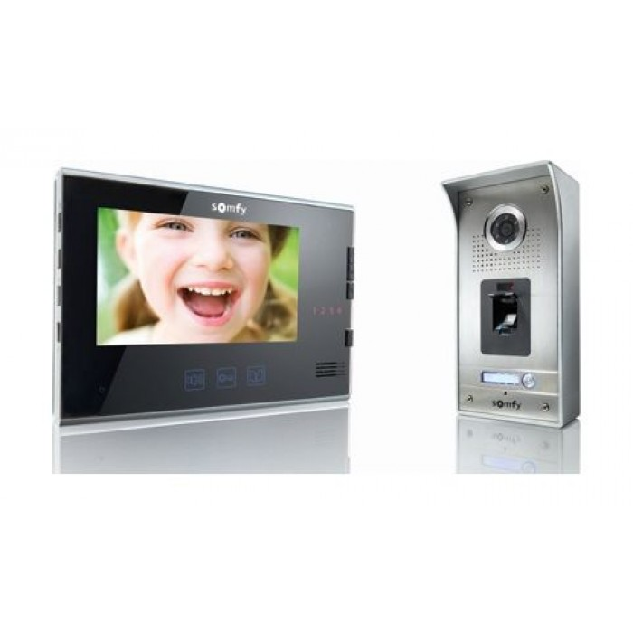 somfy video door phone